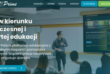 MERIDIAN PRIME multimedialna platforma on-line