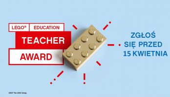 Konkurs Teacher Award LEGO® Education