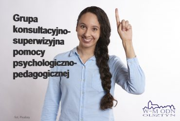 Grupa konsultacyjno-superwizyjna pomocy psychologiczno-pedagogicznej