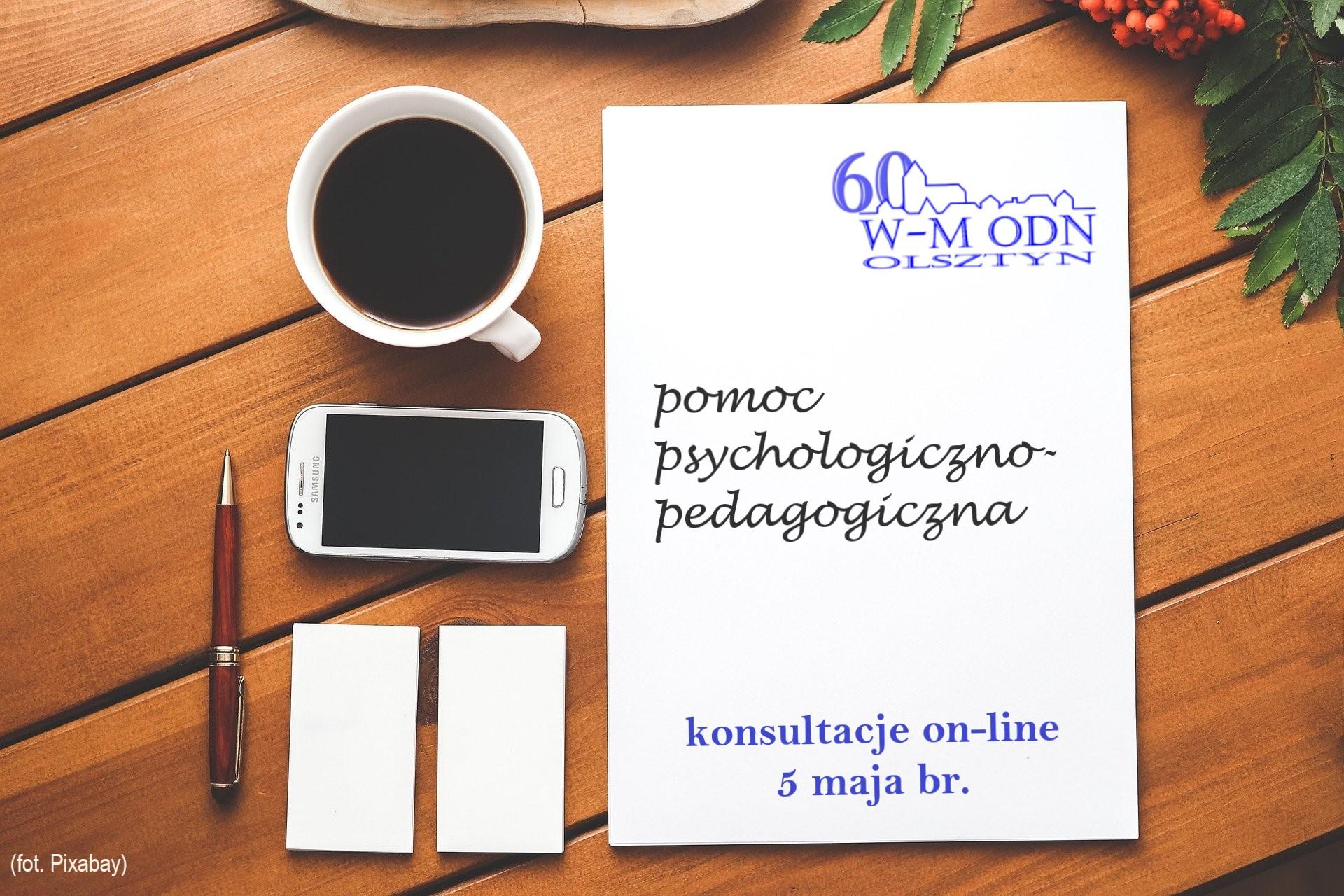 Konsultacje: pomoc psychologiczno-pedagogiczna